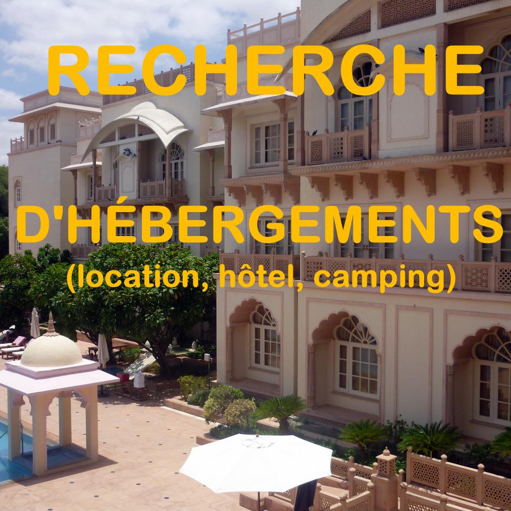 recherche location camping hotel vacances