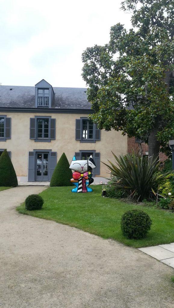 Jardin de la Fontaine aux Perles à Rennes